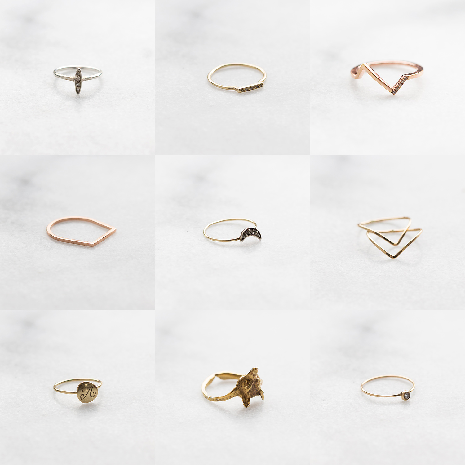lingered upon: Daily rings